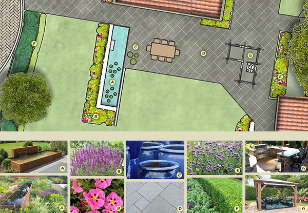 Garden design – Kings Lynn