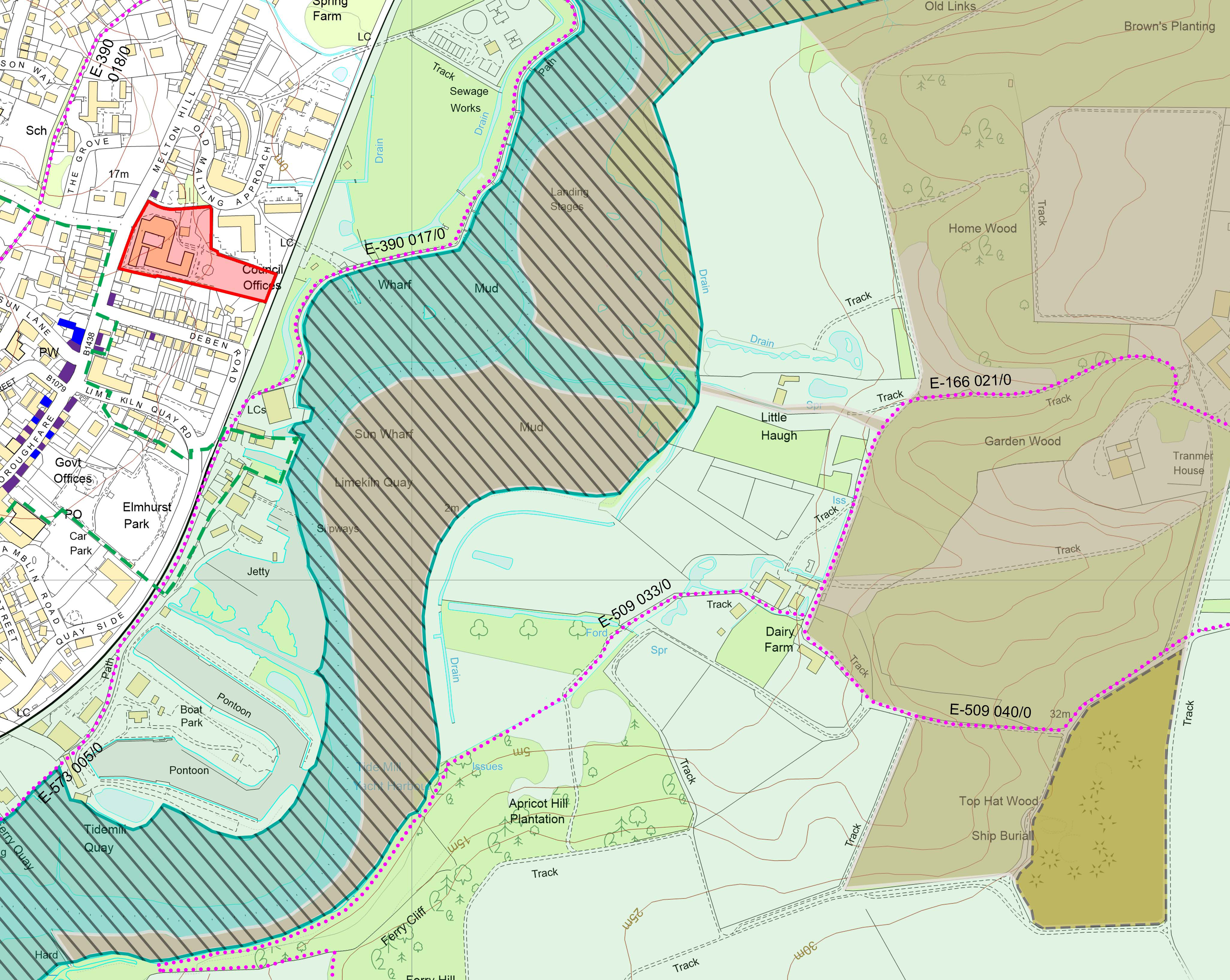 Planning study – Woodbridge