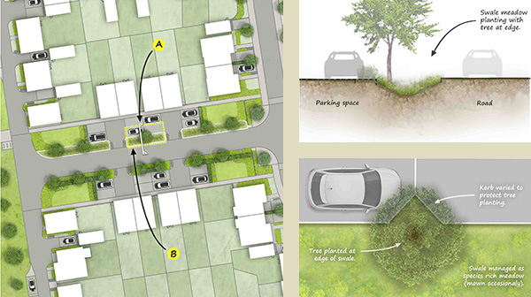 Design for sustainable drainage – Essex